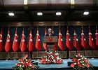 Erdogan ogłasza przedterminowe wybory. Chce zapewnić sobie większą władzę