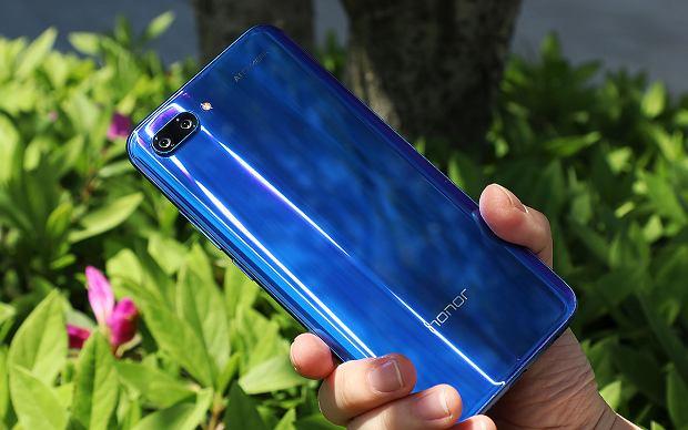 Honor 10 oficjalnie pokazany w Chinach