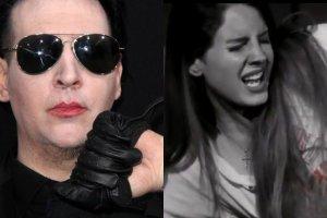 """To jest chore"" - m�wi producent. Zbyt chore nawet na Mansona. Muzyk odcina si� od filmu ze scen� gwa�tu Lany Del Rey"