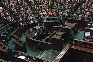 Marszałek Kuchciński zwrócił się z apelem do wszystkich posłów