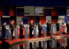 Zdroworozs�dkowe pogl�dy gwo�dziem do trumny kandydata. Czwarta debata republikan�w w USA