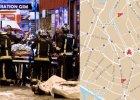 Zamachy w Paryżu. Atak w sześciu miejscach, ośmiu terrorystów zabitych, co najmniej 129 ofiar [PODSUMOWANIE + MAPA]