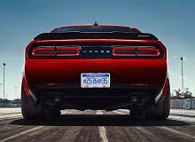 Dodge Challenger Demon | Mamy pierwsze zdjęcia!