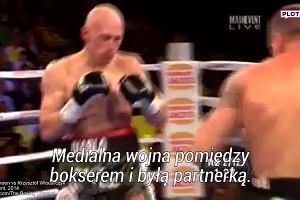 """Krzysztof """"Diablo"""" Włodarczyk nie płaci alimentów? Mocne słowa byłej żony. """"Zuzia potrzebuje..."""""""