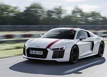 Audi prezentuje nowe R8. Oto wersja V10 RWS, czyli 540 KM na tył