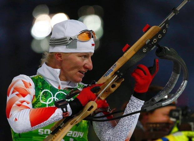 Biathlon. Panika zn�w pokona�a Gwizdo�