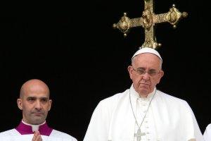 Franciszek ostro w Urbi et Orbi: Nad krwią pomordowanych dzieci unosi się cień współczesnych Herodów