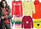 Sweterki w owocowych kolorach - ponad 130 propozycji