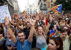 Katalonia jest zraniona i oburzona, jednoczy się w proteście przeciwko Hiszpanii