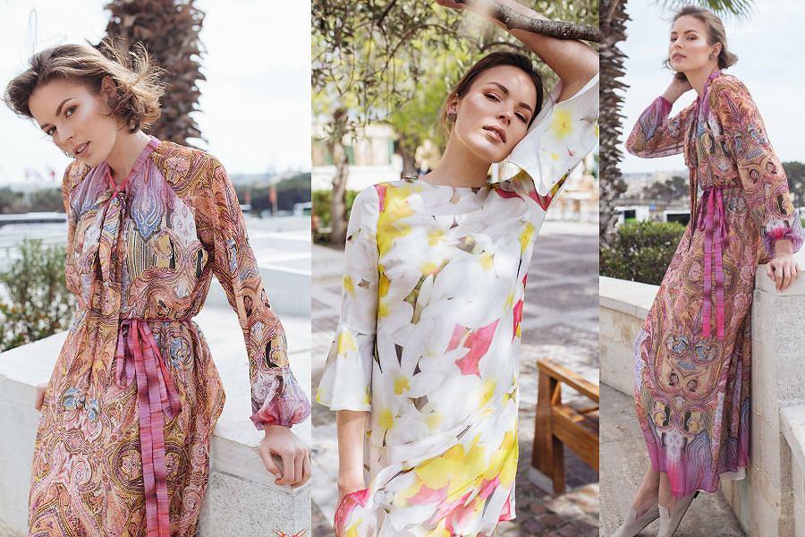 849944172e Sukienki boho w nowej kolekcji marki Never Ever