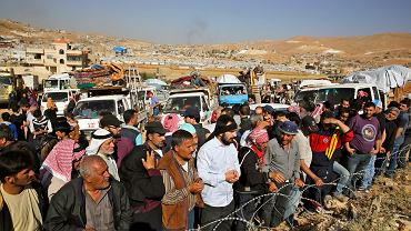 Syryjscy uchodźcy w Libanie