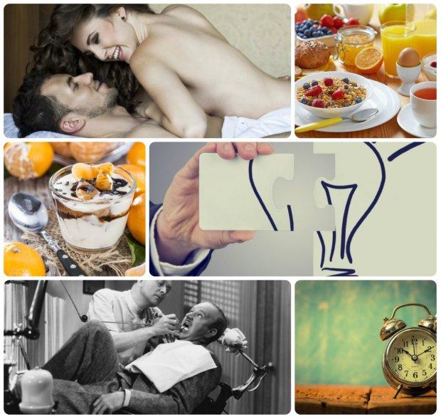 O jakiej porze si� kocha�, kiedy chodzi� do dentysty, a kiedy spa�, czyli harmonogram dobowy twojego cia�a