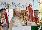 Na 3 Maja biskup m�wi� o Lataj�cym Potworze Spaghetti