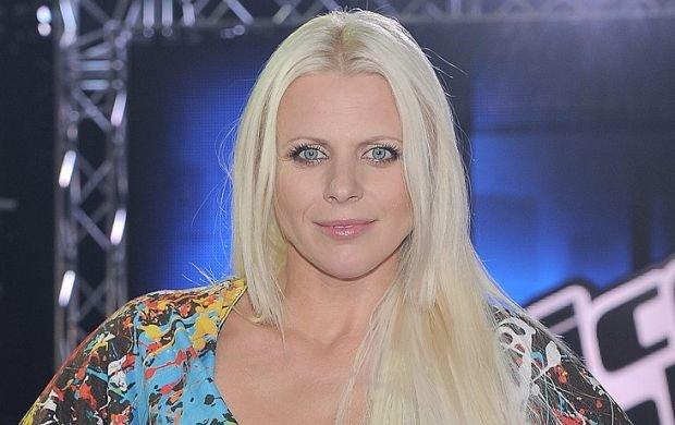 Maria Sadowska nie trafiła z kreacją.