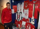 Beckham, Cantona, Giggs, Yorke i... �KS. To wszystko w muzeum Manchesteru United