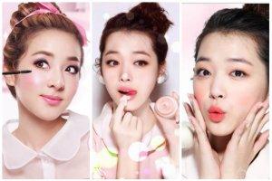 Koreanki i Japonki znaj� si� na piel�gnacji, ale maj� te� swoje sposoby na makija�. Warte wypr�bowania?