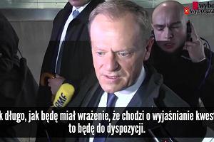 Tusk poruszony powitaniem w Warszawie. Na Dworcu Centralnym czekały tłumy