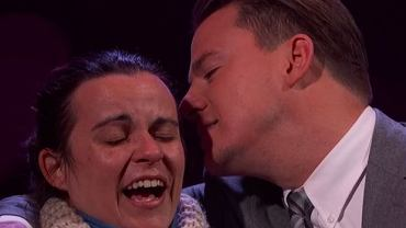 """Channing Tatum w """"Jimmy Kimmel Live"""""""