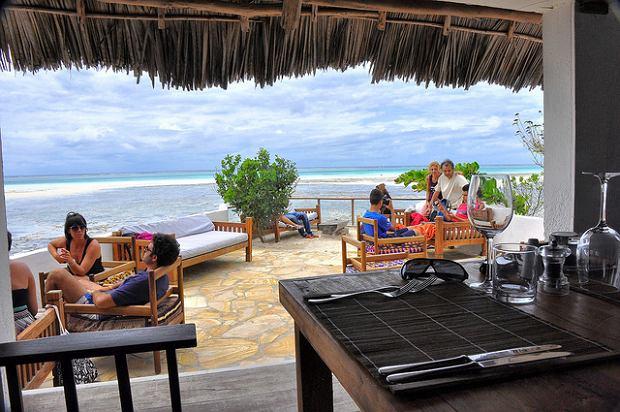 The Rock (Zanzibar, Tanzania), Fot. Rod Waddington/ flickr.com  (CC BY-SA 2.0)