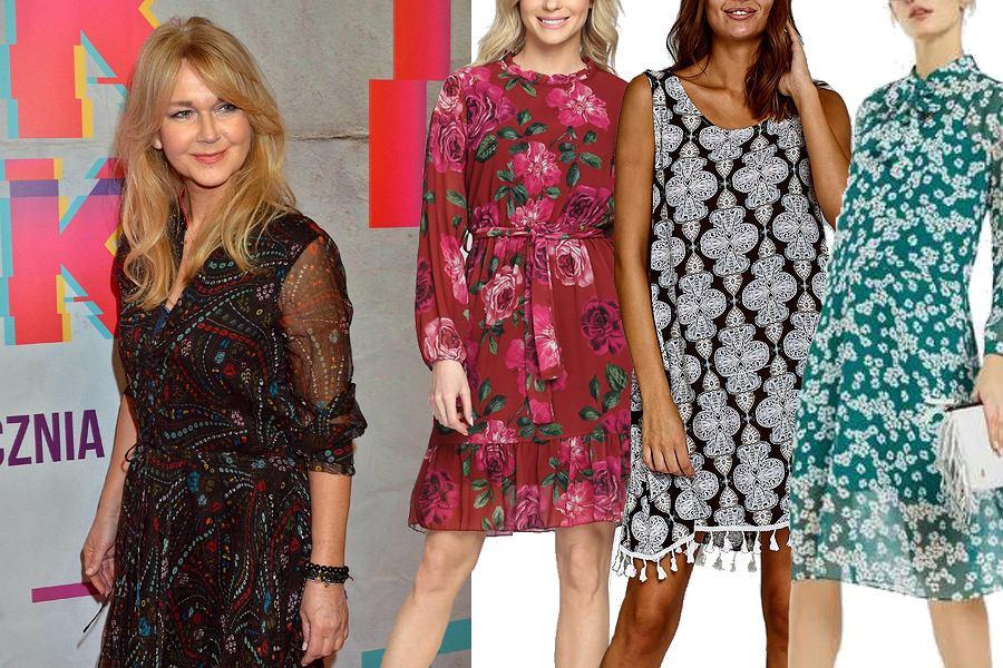 eabce8b851cc Sukienki dla eleganckich 50-latek. Wybrałyśmy 30 PIĘKNYCH modeli ...