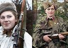 Kobiety snajperki: to one siały postrach w szeregach Niemców podczas II WŚ [ZDJĘCIA W KOLORZE]