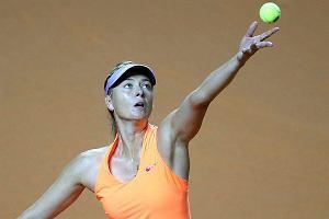 WTA w Stuttgarcie. Szarapowa wróciła po dyskwalifikacji i wygrała