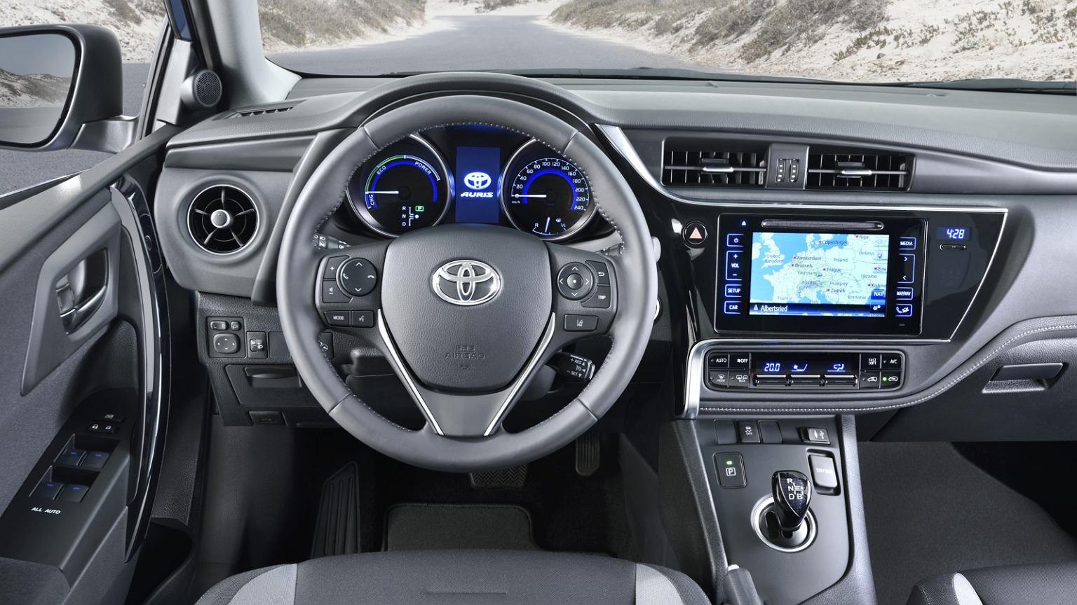 Toyota auris ceny w polsce ju w salonach zdj cie nr 5 for Interior toyota auris 2018