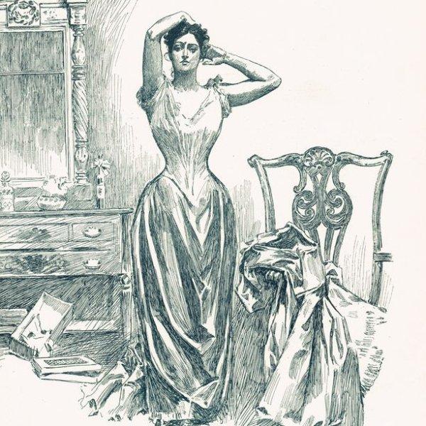 Uwa�ali, �e kobiece podbrzusze jest siedzib� grzechu. Dlatego kobieta musia�a rodzi� w bólu