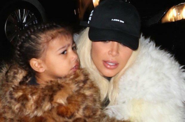 North West, Kim Kardashian,