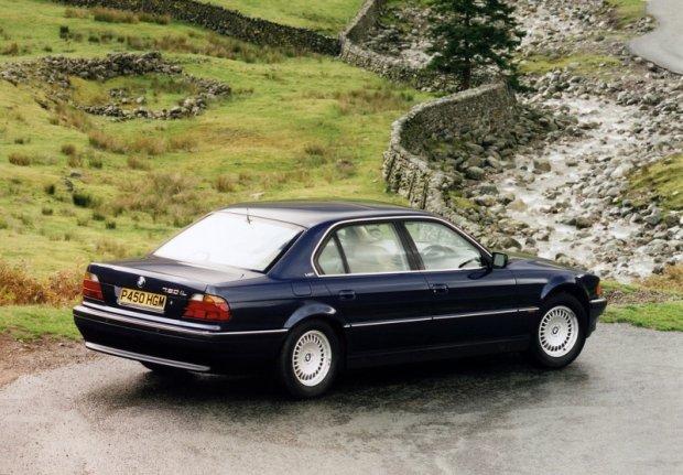 BMW serii 7 E38