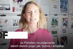Aleksandra Szyłło zaprasza na wideoczat na temat empatii w biznesie