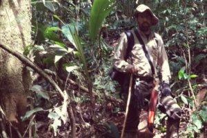 """Ruiny tajemniczego miasta """"Ma�piego Boga"""" odnaleziono w d�ungli Hondurasu"""