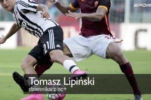 Serie A. Roma wygra�a z Juventusem 2:1. Szcz�sny bohaterem spotkania. Lipi�ski: Pierwsza taka sytuacja dla Juventusu od 1912 roku