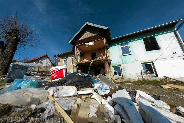Trzy romskie rodziny będą eksmitowane z Limanowej. Nie pomógł sprzeciw RPO