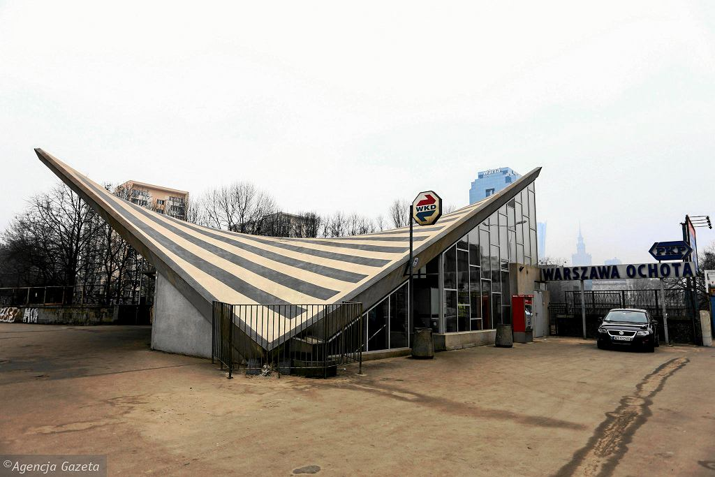 Stacja PKP Warszawa Ochota