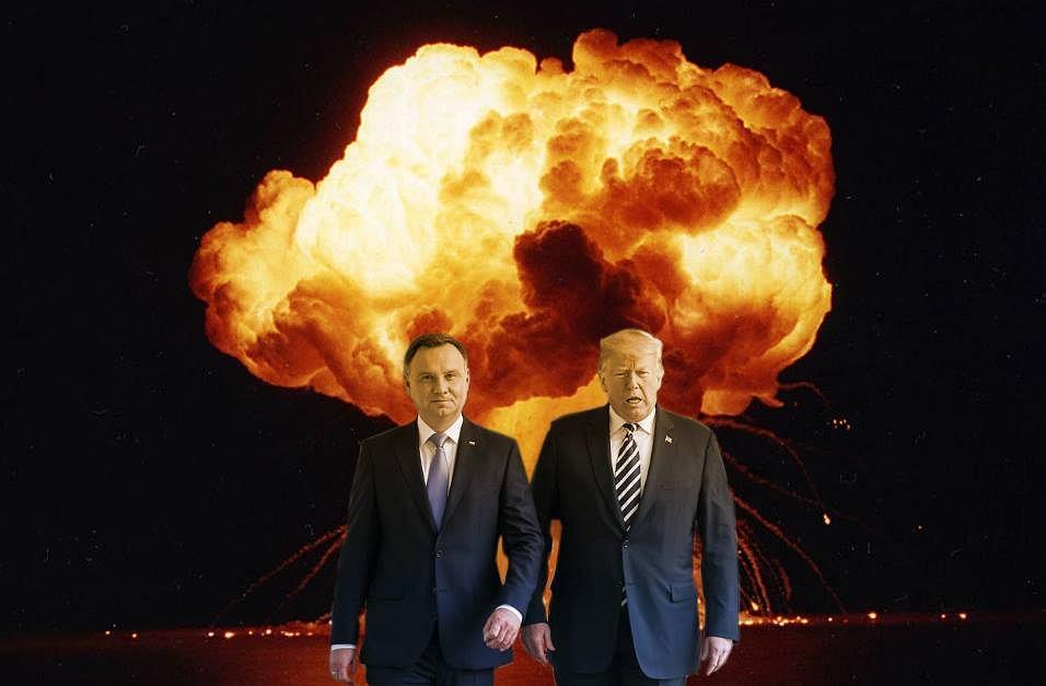 Andrzej Duda w USA to prawdziwy wysyp memów. Tematów nie ...