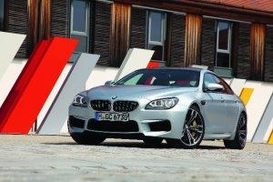 BMW M6: monachijski łącznik