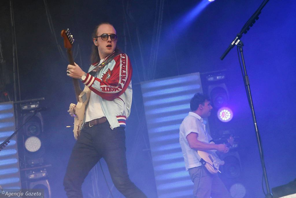 Two Door Cinema Club na Orange Warsaw Festival / FRANCISZEK MAZUR