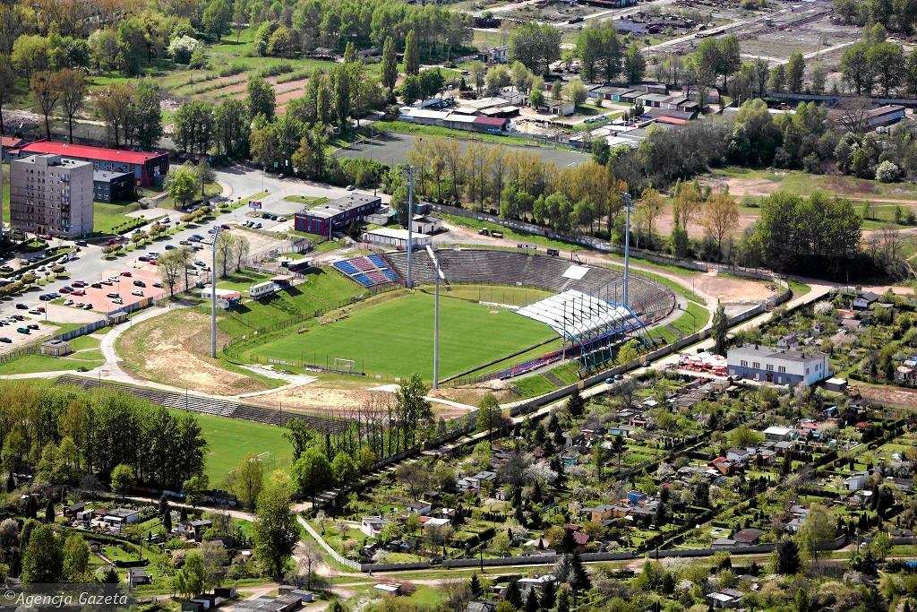 Stadion Polonii Bytom
