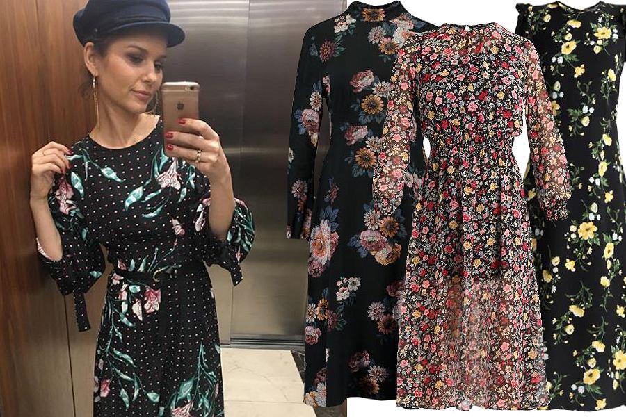 38978032d8 Paulina Sykut w sukience z H M. To będzie hit wiosny! Zobaczcie