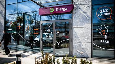 Biuro Energi w Olivia Business Centre w Gdańsku.