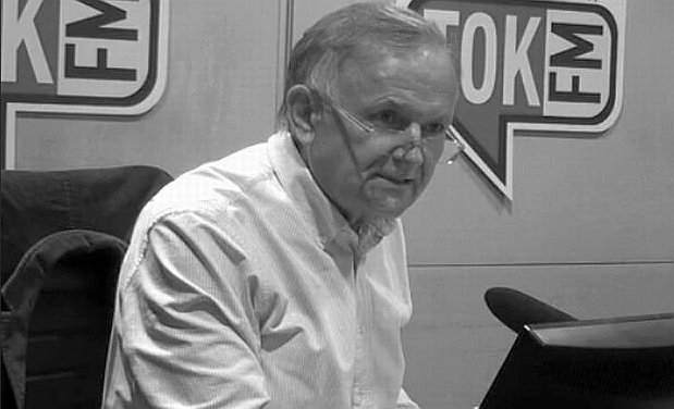 Nie żyje Tadeusz Mosz, dziennikarz TOK FM