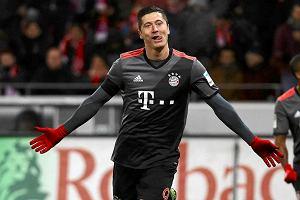Liga niemiecka. Lewandowski w jedenastce kolejki Kickera