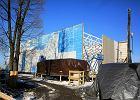 Nad Wisłą powstaje tymczasowa siedziba Muzeum Sztuki Nowoczesnej