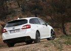 Subaru Levorg 1.6 GT-S | Pierwsza jazda | Radość z jazdy