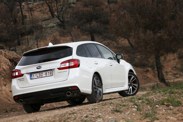 Subaru Levorg 1.6 GT-S | Pierwsza jazda | Rado�� z jazdy