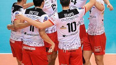 Liga Mistrzów. Asseco Resovia - Budvanska Rivijera Budva 3:0