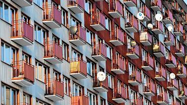 W Polsce działa 3,5 tys. spółdzielni mieszkaniowych.