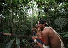 Ekwador: prezydent zgadza si� na wydobycie ropy naftowej w rezerwacie amazo�skiej puszczy