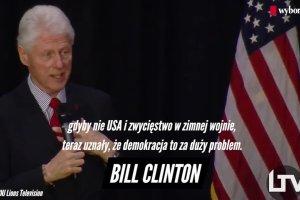 Clinton do lekarza? Medyczna diagnoza Jarosława Kaczyńskiego
